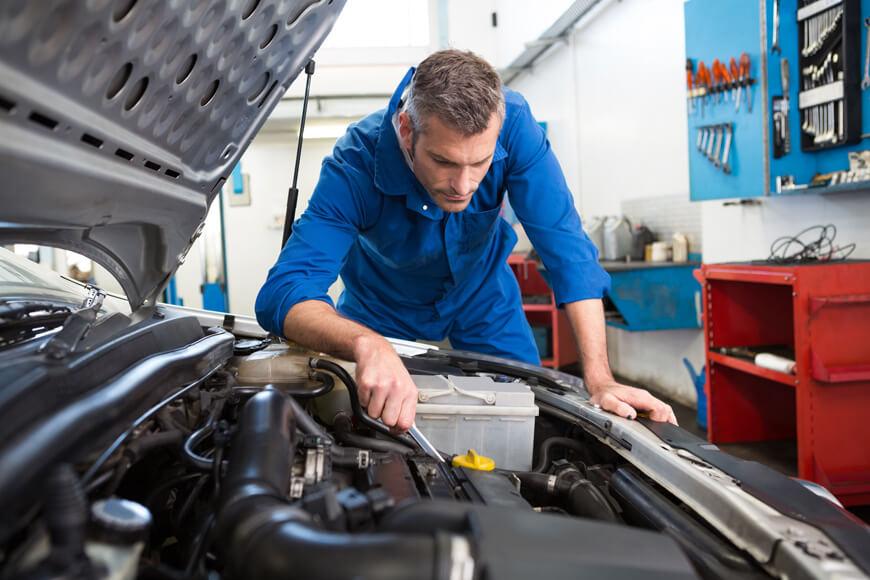 Mechanic – General Repairs